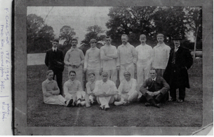 Cricket in Leamington