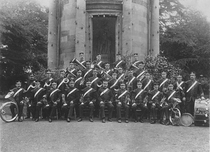 Leamington Spa Brass Bands: A Brief History