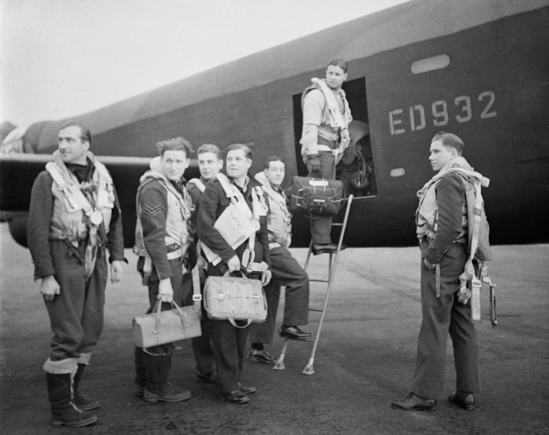 Henry Eric Maudslay, DFC, Dam Buster Pilot