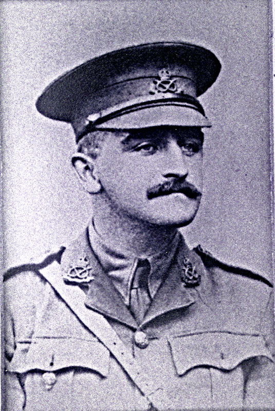 Leamington's Great War VC's