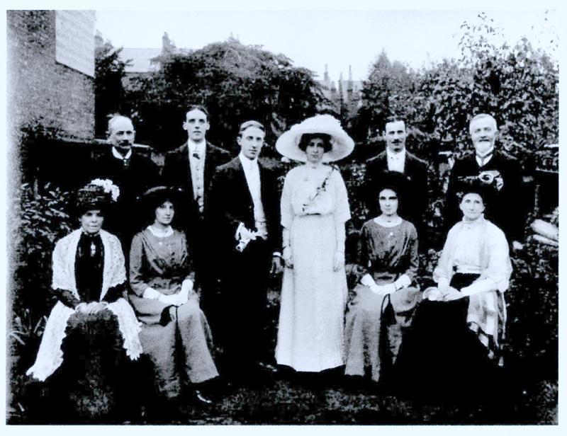 The Toone Family of Leamington Spa