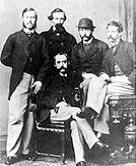 Confederate nest in Leamington Spa