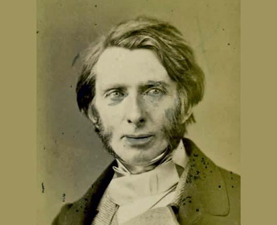 John Ruskin (1819 to 1900)
