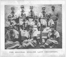 Women in the Cricket Field