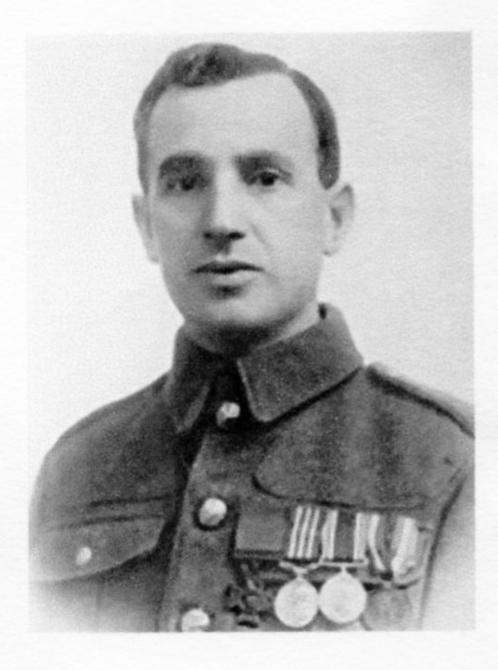 Corporal William Amey VC, MM, 1881 – 1940
