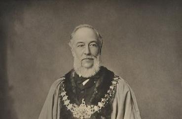 Samuel Thomas Wackrill 1828 – 1907, First Mayor of Leamington