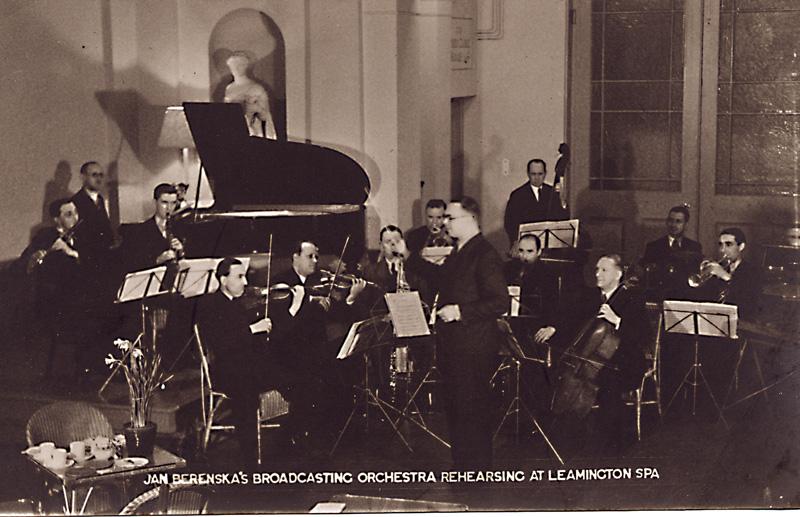 Jan Berenska (1905-1968)