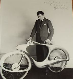 B G Bowden and the 1946 'Streamline' Cycle
