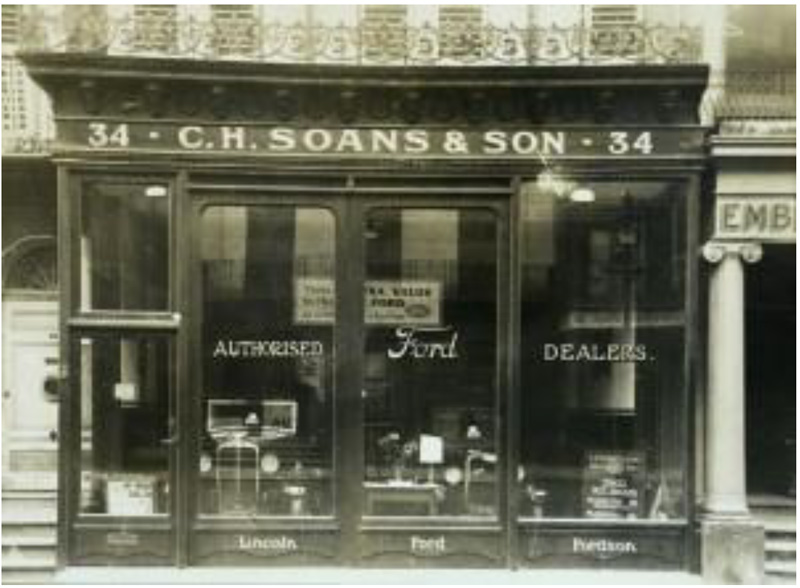 Soans – A Family Business
