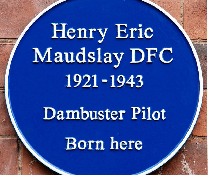A Gallery of Blue Plaques in Leamington