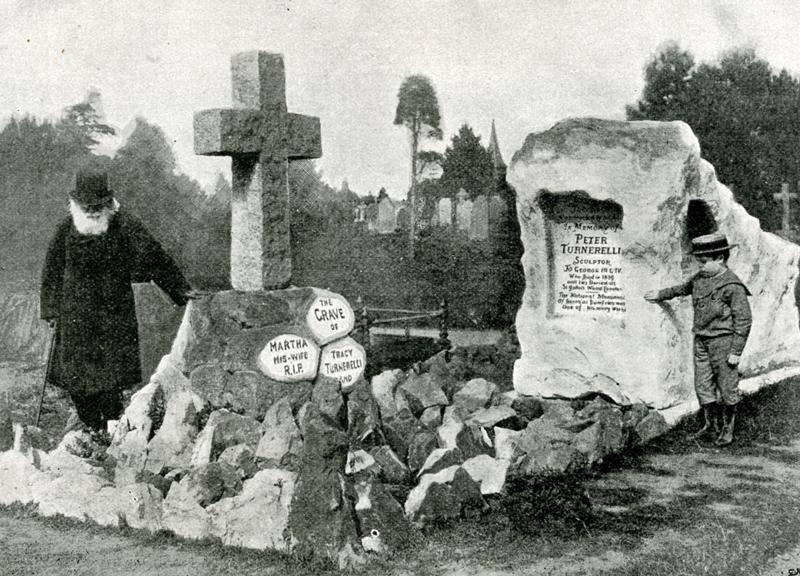 Edward Tracy Turnerelli 1813 -1896