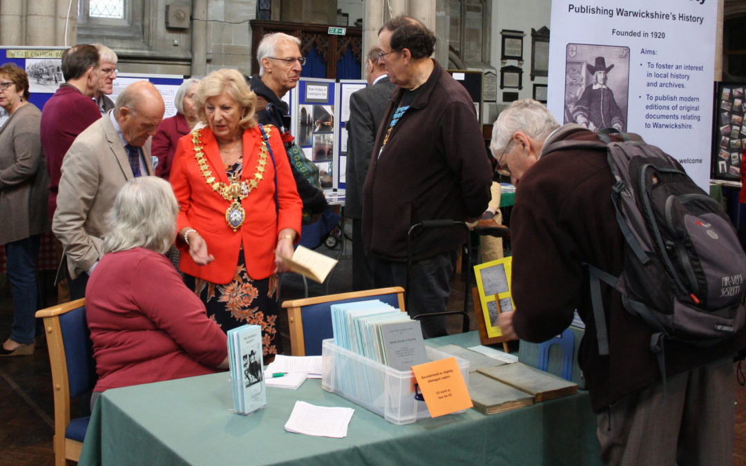 Leamington History Day 16th September 2017