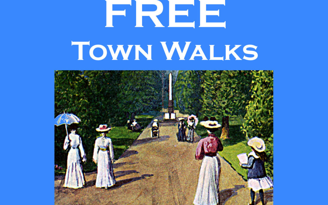Free Guided Walks for 2019