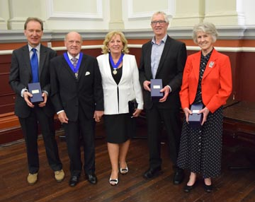 Mayor's Awards to Our Members