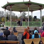 The Bandstand is Back!