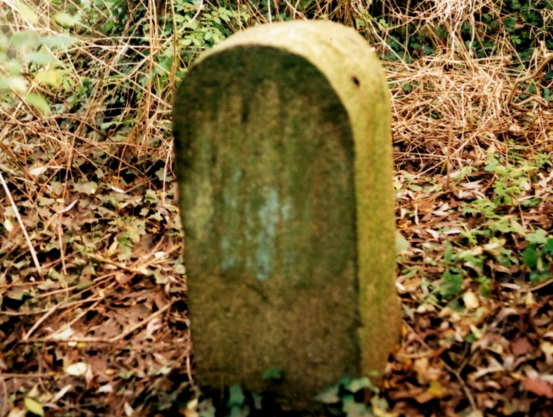 Parish Boundary Marker Stones