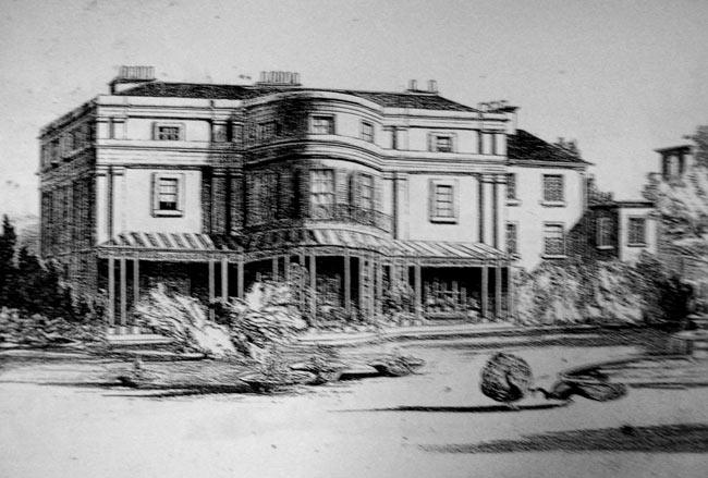 Shrubland Hall School, 1924 – 1937