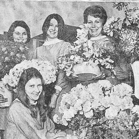 The Wilkinsons: florists of Leamington