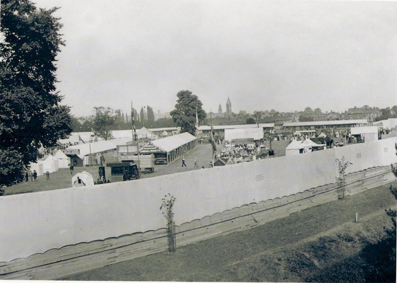 Warwickshire Agricultural Show 1899