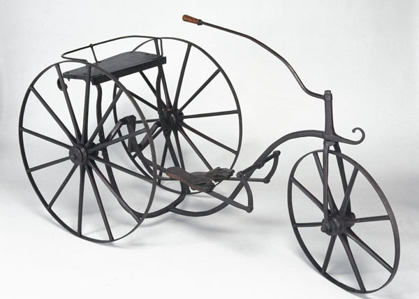 Leamington's First Velocipede?