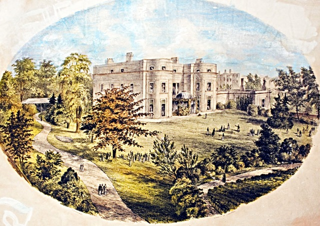 Beech Lawn, Home of Dr Jephson