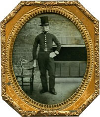 Sergeant FG Brown, Leamington Borough Police Force