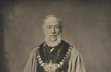 Samuel Thomas Wackrill 1828 – 1907, First Mayor of Leamington