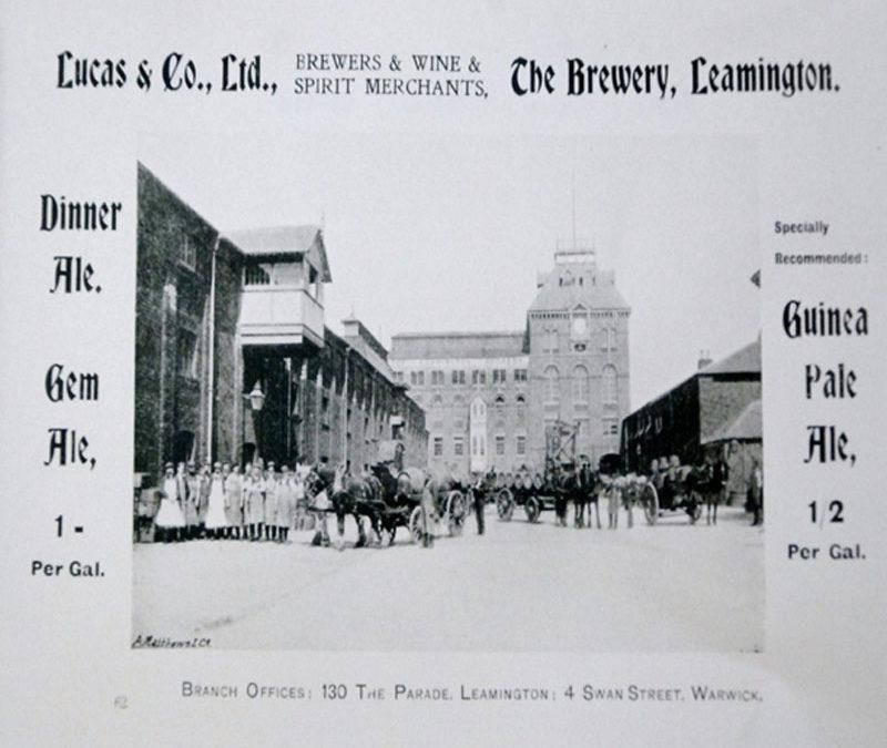 Leamington Brewery