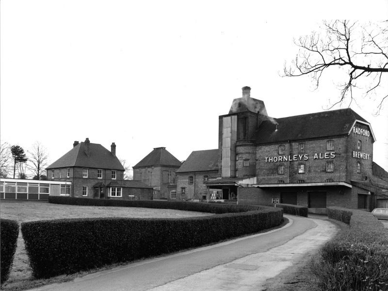 Thornley-Kelsey [Radford Hall] Brewery