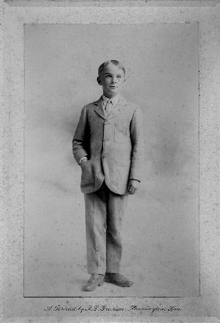 Photographers of Leamington Spa: Robert L Graham (1844-1925)