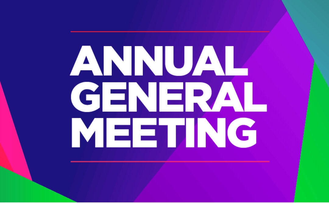 Annual General Meeting on Monday, 25th January 2021