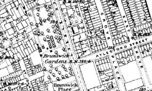 Mary Hart, 98 Brunswick Street, Leamington