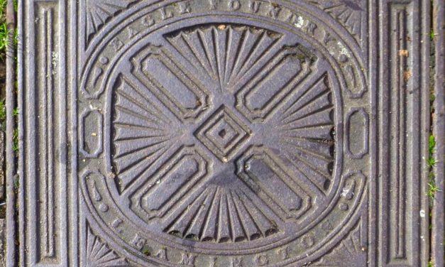 Iron in Leamington – Coal-hole Covers