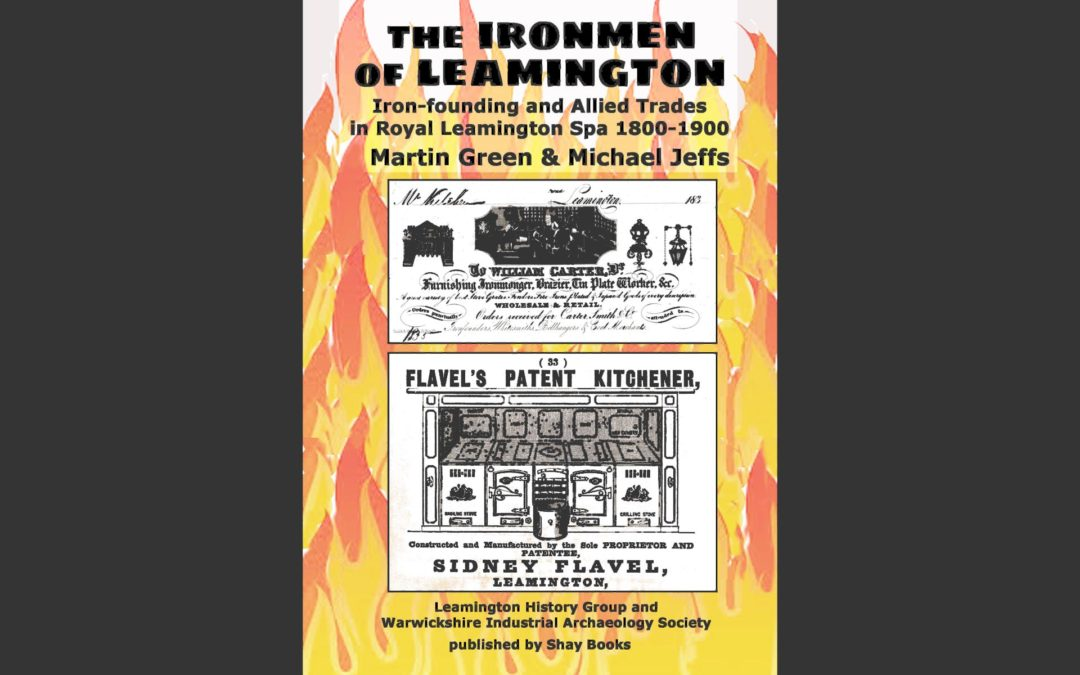 The Ironmen of Leamington – A Prize-Winning Book