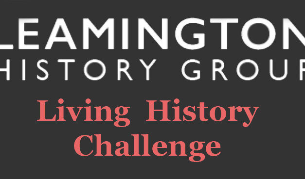 Living History Challenge January-April 2021