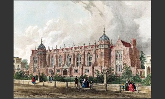 Daniel Goodman Squirhill, Architect, 1809-1863