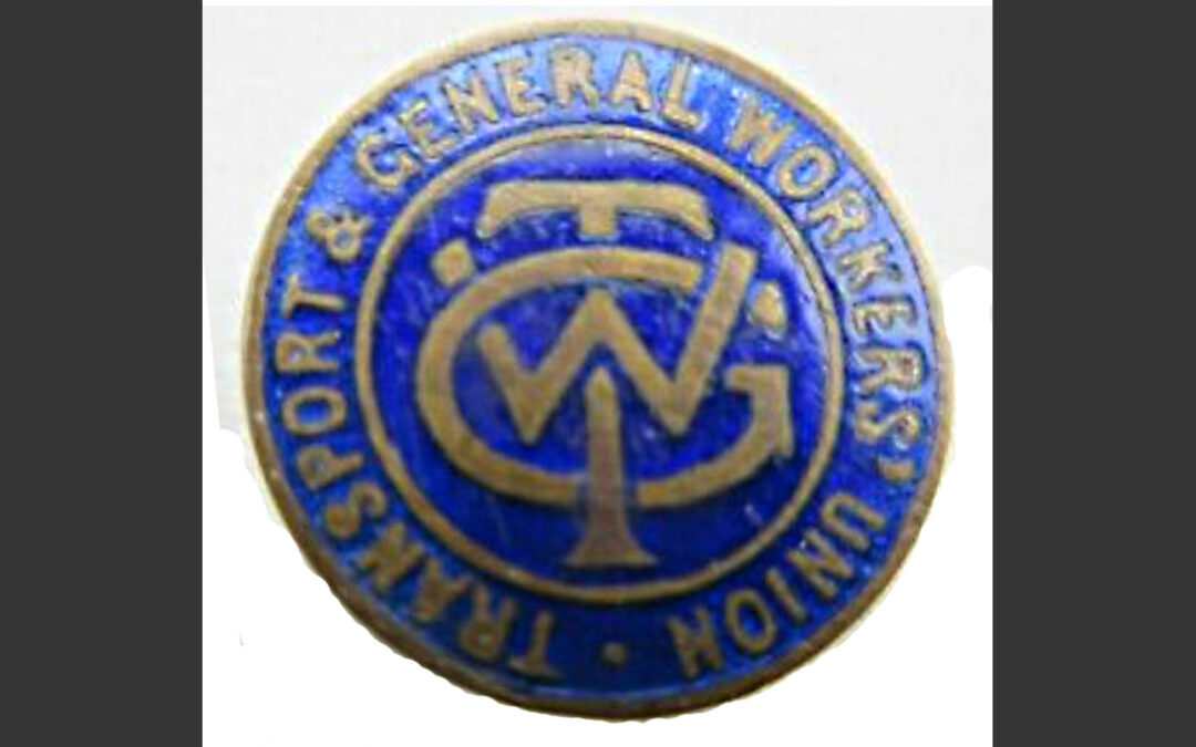 The Foundation of the Transport and General Workers' Union in Leamington
