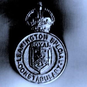 Leamington Spa Borough Police  Special Constabulary