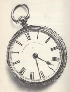 Edward Duggins, Watchmaker